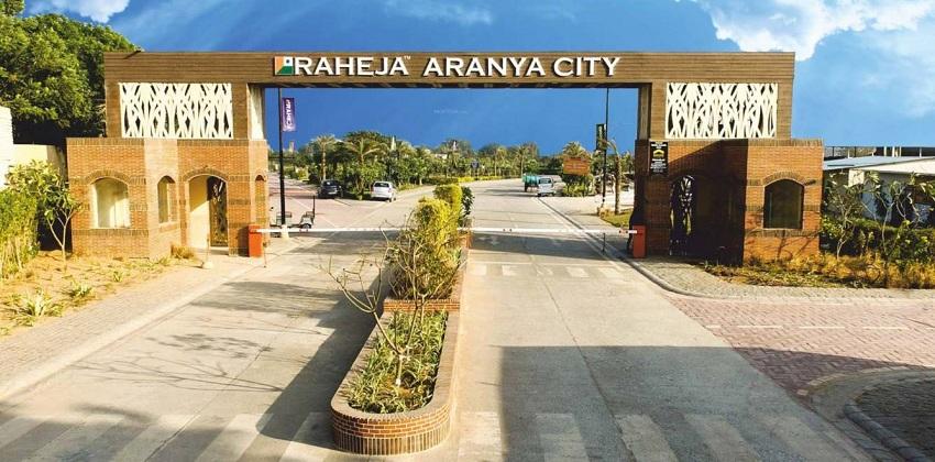 Raheja Aranya City Sohna